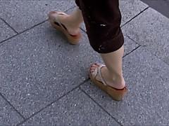 Chinese Mature Soles In Wedges